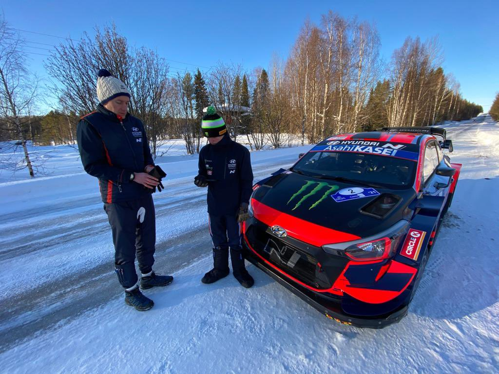 WRC: Arctic Rally Finland - Powered by CapitalBox [26-28 Febrero] - Página 5 EvOIRwIXUAMZVoh?format=jpg&name=medium