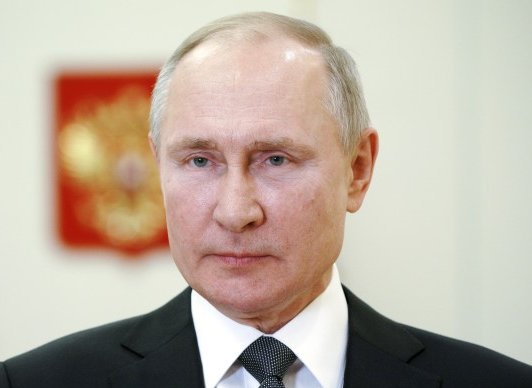 Today is Special Operations Forces Day in Russia. Vladimir Putin's greetings: