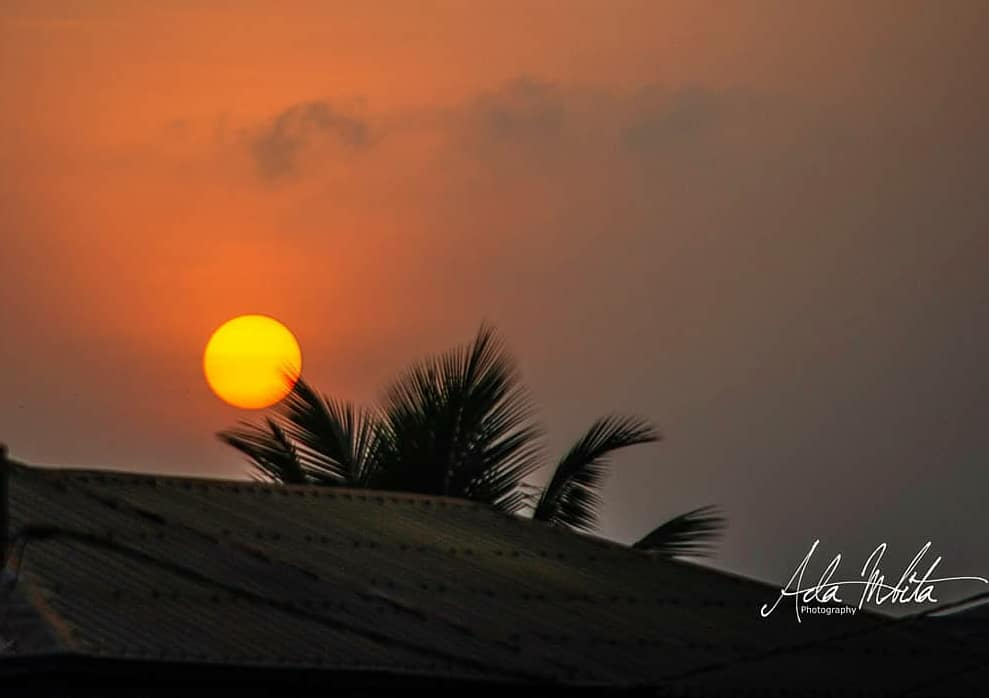 Magnifique coucher de soleil sur la ville de Yaoundé 🇨🇲🇨🇲🙏🥰🌿  #sunset #nature #sky #travel #love #photooftheday #landscape #mboapic #sunsetphotography #summer #sun #beautiful #sunrise #picoftheday #clouds #photo #sunsets #like #art #sunsetlover #bhfyp #baladeaucameroun