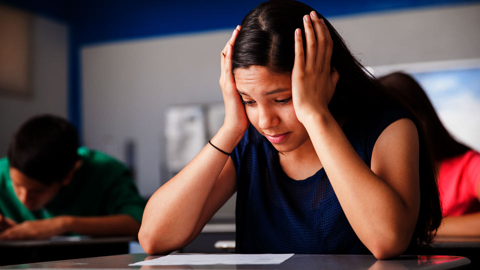 Exam Stress: Let Us Make it Fail  See:   #isrgrajan #SaturdayMotivation #anxiety #Exams #healthyfood #Parents #SelfMotivation #Stress