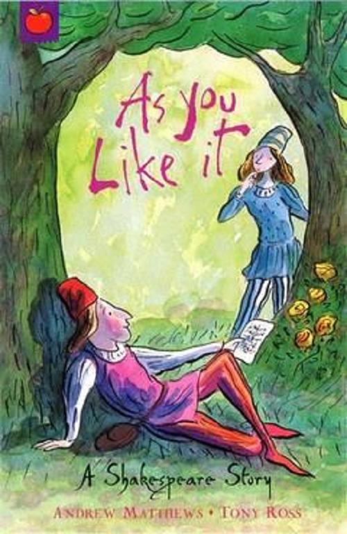 Shop online with @CharmelLtd - 'As You Like It' A Shakespeare Story Paperback Book    *Bargain auction listing ending soon - hurry to place a bid!* #books #childrensplays #Shakespeare #WorldBookDay2021 #lockdown #shoponline #shopindie #UKGiftAM