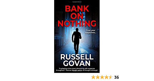 "@AuthorStanleyC Thanks Stanley ""A perfectly paced thriller - the twists and turns of the plot make it difficult to put down."" Bank on Nothing  £2.99   $4.08 by @SharpeBooks #thriller #KindleBooks #goodreads #crimethriller #crimebook #BookBoost #books"