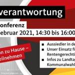 Image for the Tweet beginning: 📲 14.30 Uhr - Schalten