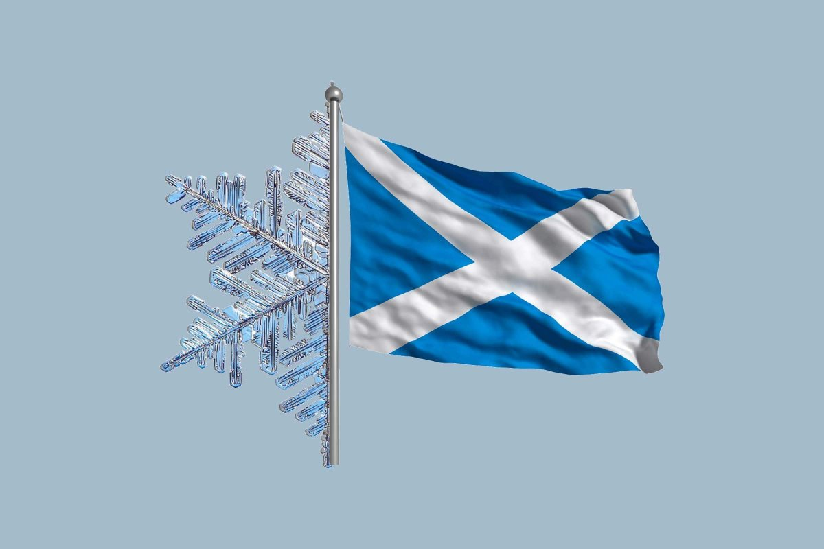 #DidYouKnow that #Scotland has 421 words for #snow? Some examples are #sneesl (to start raining or #snowing), #feefle (to swirl), #flinkdrinkin (a light snow).