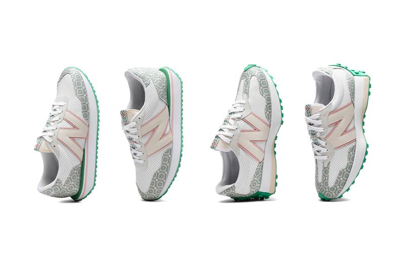 The Casablanca x New Balance 327 & 237 drops in 5 minutes: