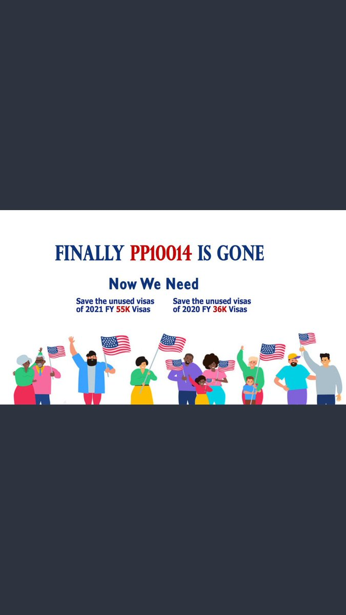 Our happiness would not be complete without them #DV2020 it's not their fault to have high cases numbers, Already they're DV winners. Please do something to make them in safe side @POTUS @SecBlinken @AliMayorkas @CassSunstein @DHSgov @VP @PressSec  Their delaying isn't fair never