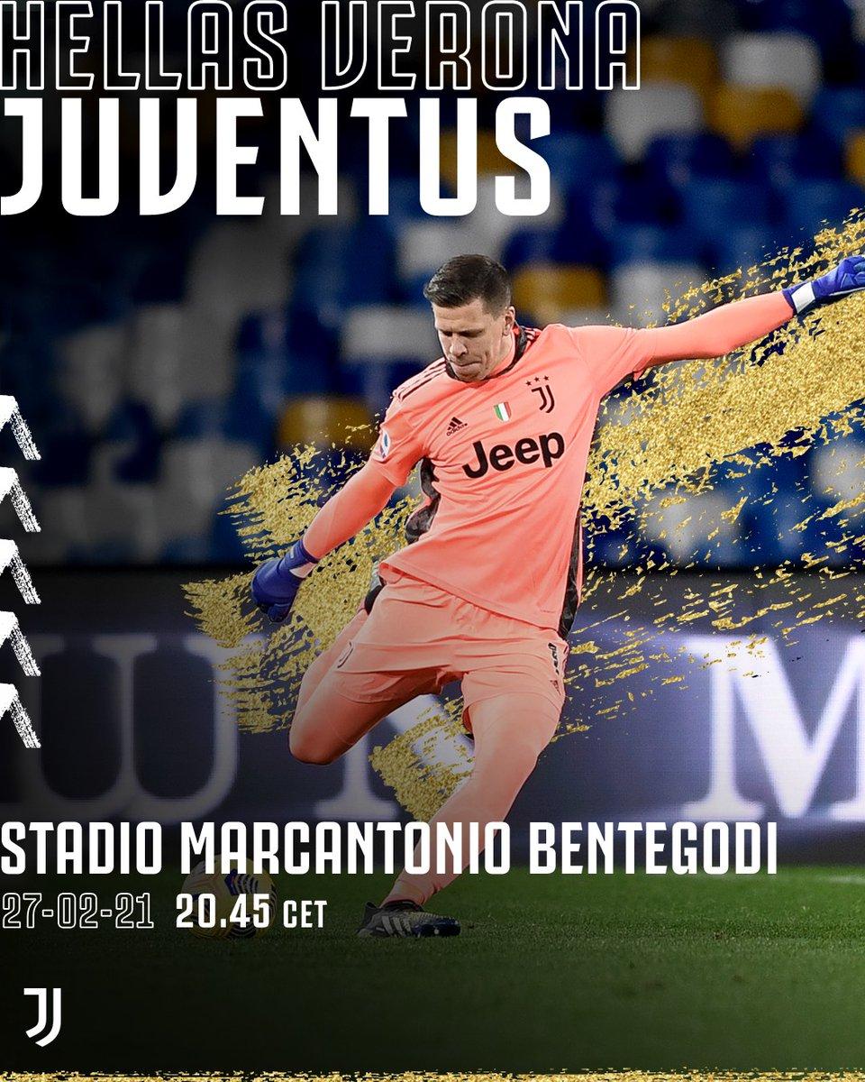 MATCHDAY! ⚽️ Hellas Verona vs Juventus at the Stadio Bentegodi 📺 Live on beIN Sports 2HD and DAZN ⏰ Kick off at 6:45am AEDT and 20:45 CET.   #VeronaJuve #FinoAllaFine #ForzaJuve