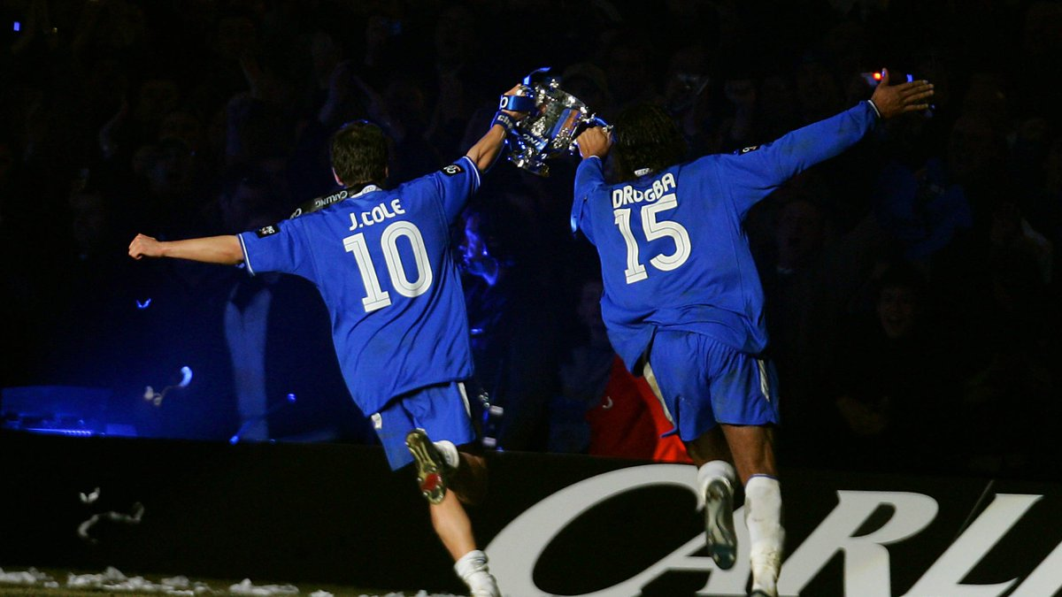 OTD 2005 ⏮️ A League Cup final win against Liverpool. Blues fans, share your best memories from the day 👇