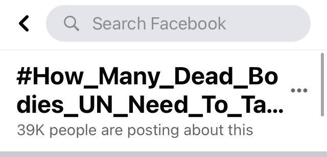 """#JoeBiden #PresidentJoeBiden By now current data,39K of people want UN or US Army to take action """"Min Aung Hlaing"""" who is doing as terrorist. I am honorably resquest to help Myanmar people not to die anymore killing by Myanmar Military. #USArmy  #UnitedNations"""