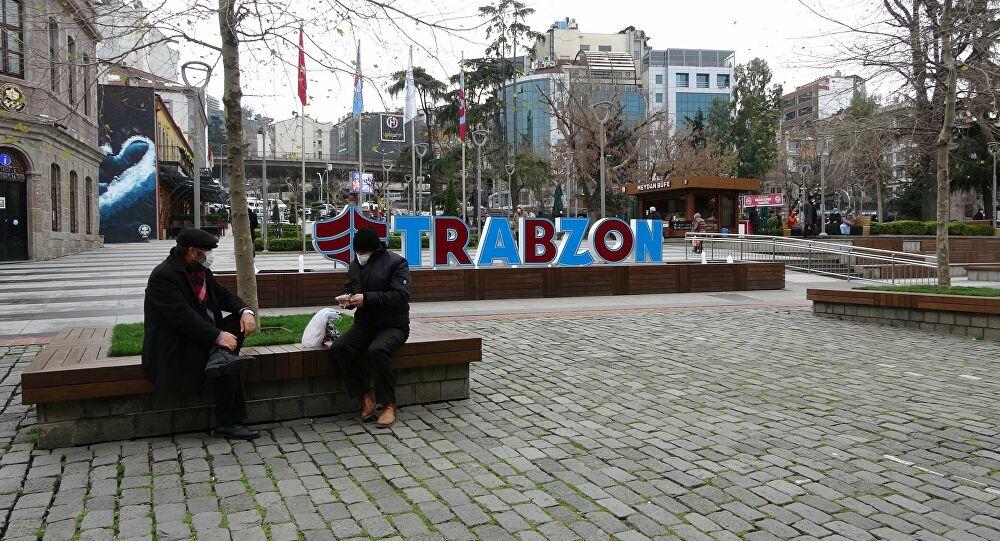 Trabzon'dan sevindiren haber! Vakalar düşüşe girdi  #Covid_19  #Trabzon