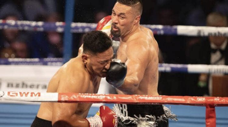 VIDEO: Joseph Parker decisions Junior Fa in disappointing fight!    Like | Share | Comment | Subscribe  #Boxing #ParkerFa