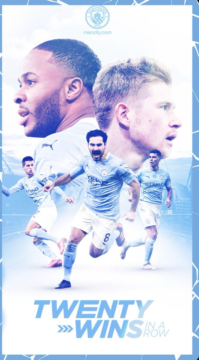 The @ManCity team is Unstoppable!!! They are having one hell of a season !!   #ManCity #MCIWHU #CmonCity #UCL #PL #twentywins #PepGuardiola #stones #walker #debruyne #aguero #torres