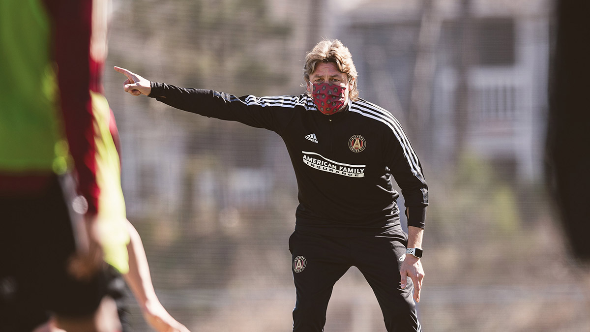 Rosters not done yet. 👀 @ATLUTD are excited about new arrivals, but are still looking to make a couple additions ahead of the 2021 season: soc.cr/clFD30ryBGM