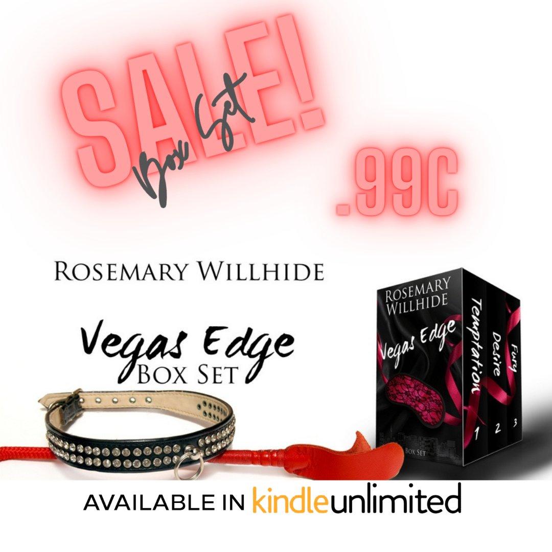 #boxset #Sale #kindleunlimited #readbooks #weekendread #reading #Books #Romance #romancesuspense #newrelease .99c SALE! @RWillhide @DS_PR_Services Amazon