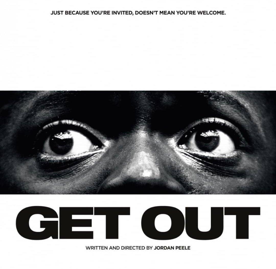 Corra! No Sarau das Traças 🖱   #getout #corra #jordanpeele  #movietime