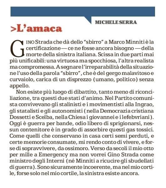 #Minniti