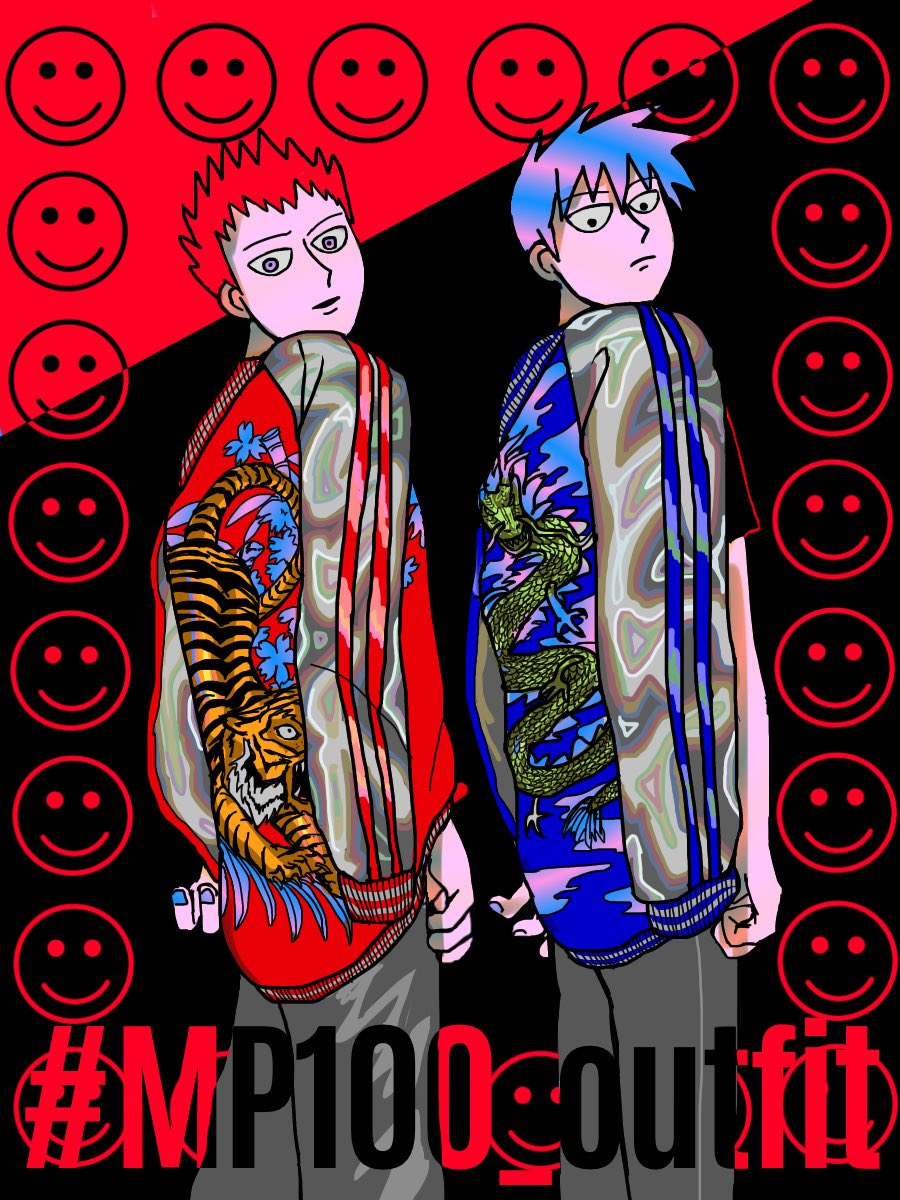 #MP100_outfit