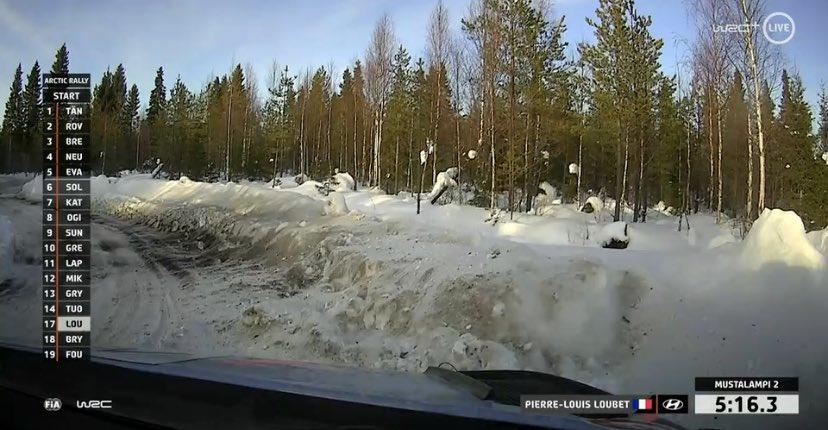 WRC: Arctic Rally Finland - Powered by CapitalBox [26-28 Febrero] - Página 5 EvPLx7GXYAASqFt?format=jpg&name=900x900