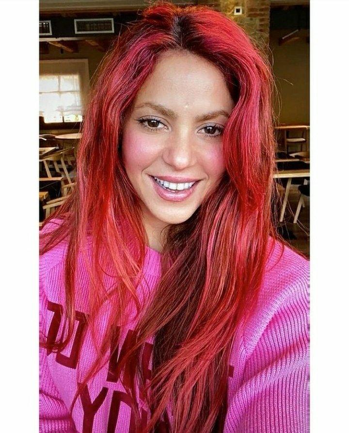#Shakira , new💖