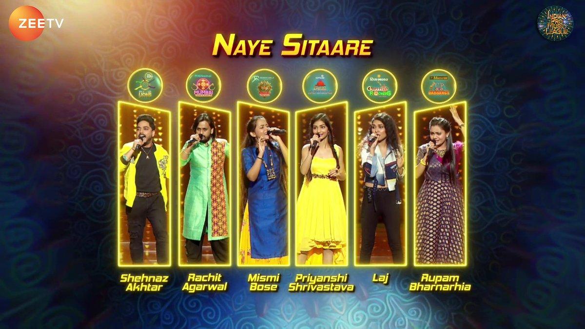 Congratulations! Inn naye singers ko mili #IPML mein jagah! #IPMLonZeeTV #MusicUnchaRaheHamara  @ipmlofficial @MYFMIndia @bigfmindia