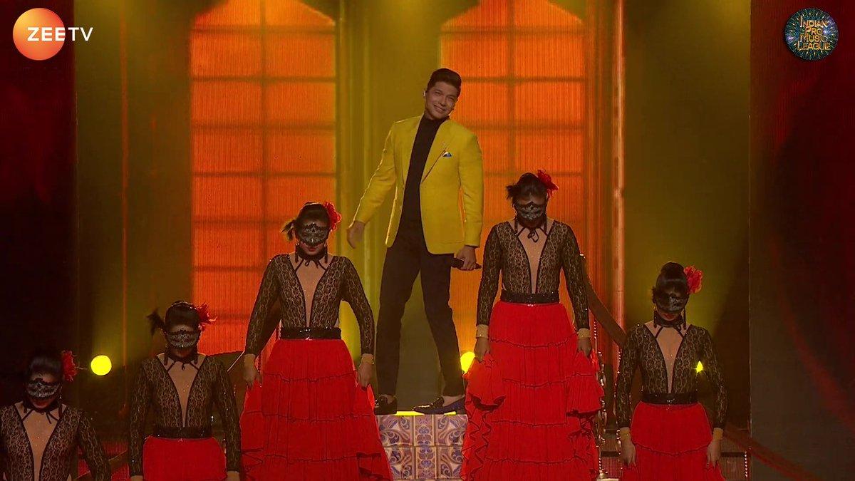 #Shaan ne di yeh shaandaar performance! #IPMLonZeeTV #MusicUnchaRaheHamara #AnanyaBirlaFoundationBengalTigers #LiveTweets @singer_shaan  @ananyabirlafoundation @ananyabirla @bengaltigersmc @ipmlofficial @MYFMIndia @bigfmindia