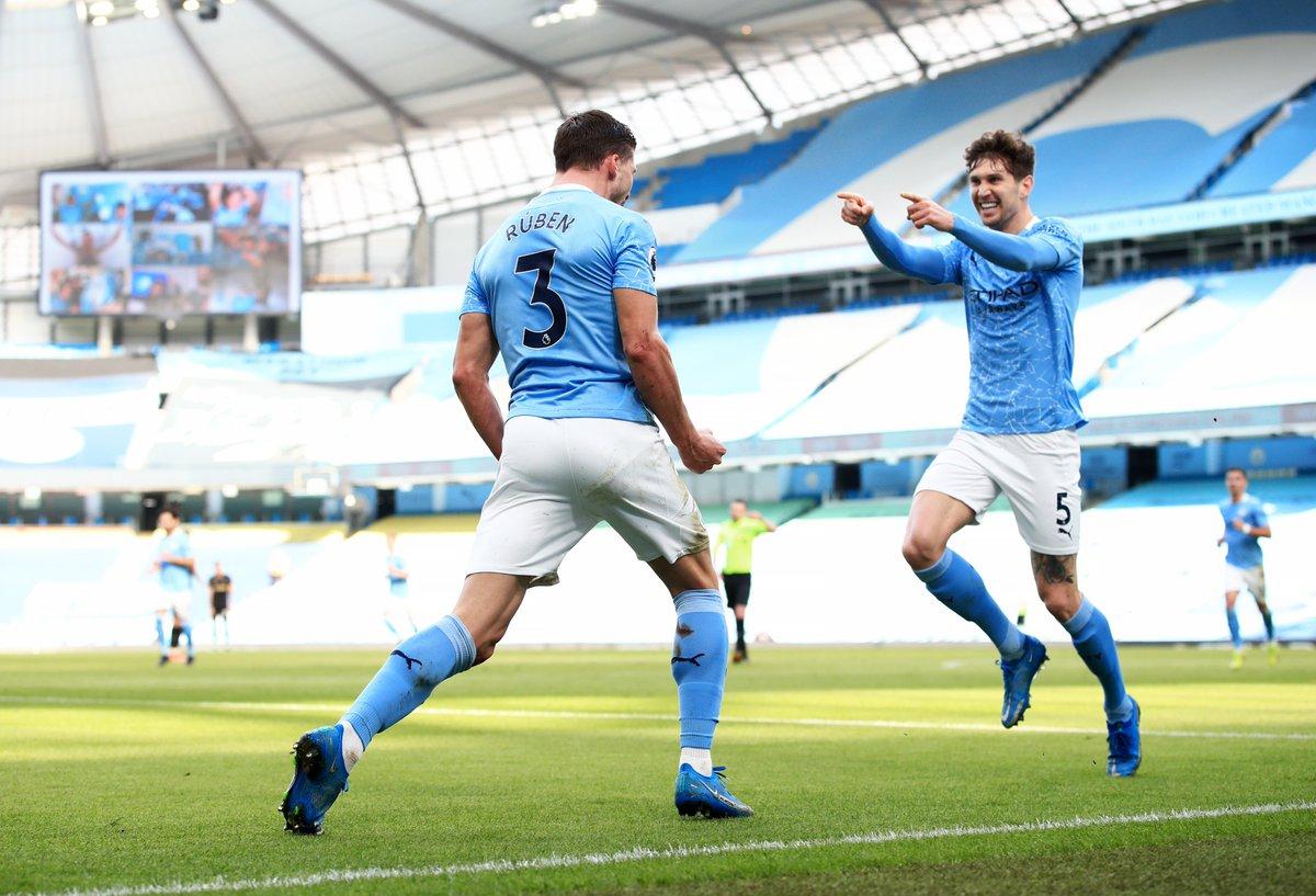 @btsportfootball's photo on John Stones