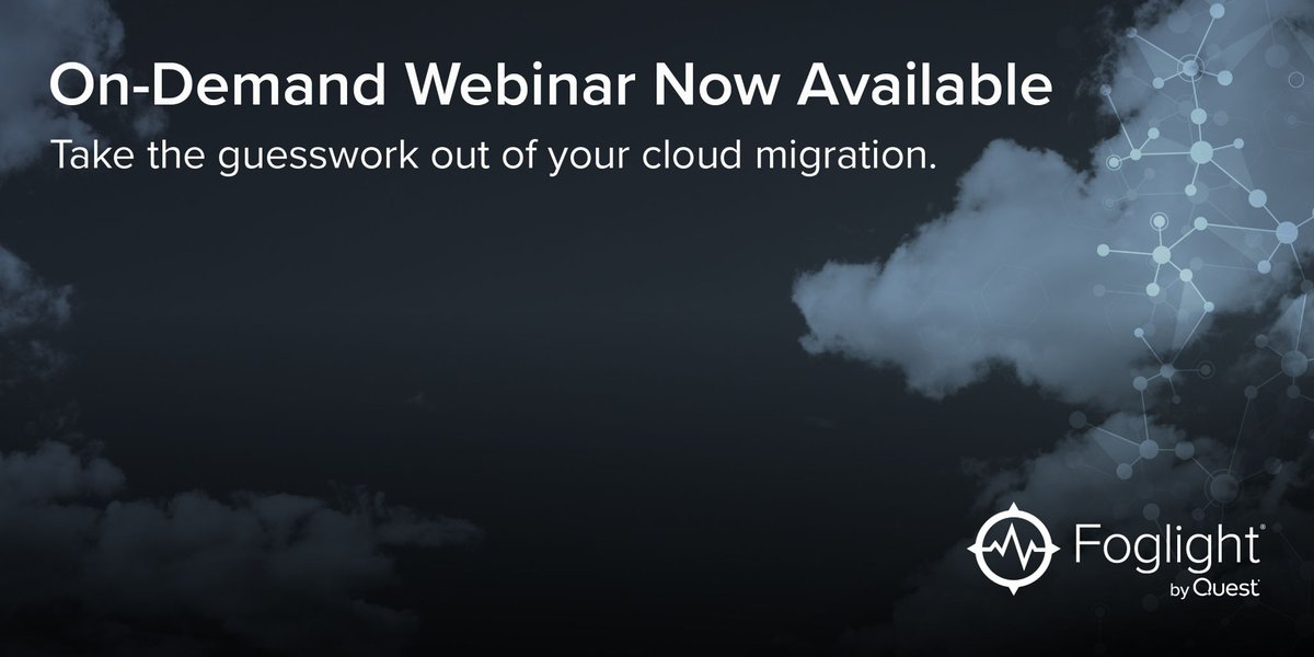 How much will you really save by migrating your workloads to the cloud? Learn how to accurately predict costs. View the webcast now. https://t.co/FhQgezPwIZ https://t.co/iQC2JAwvwq