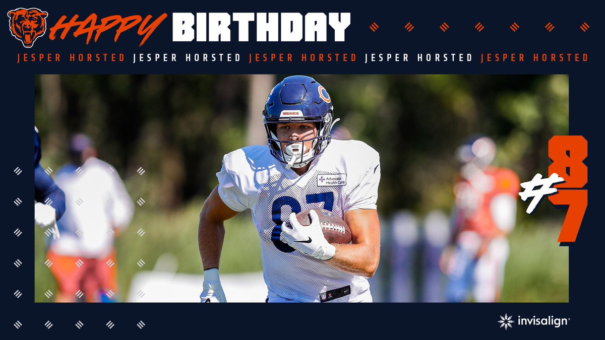 HBD, @JHorsted! 🐻⬇️ https://t.co/CvBPF7cfPB