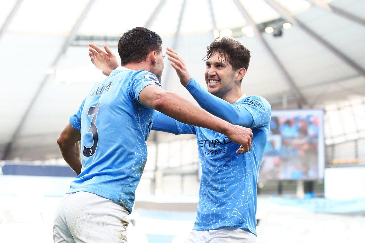 🤯 VEINTE 🔵  ¡Y ya son 2⃣0⃣ victorias consecutivas para el Manchester City!  #UCL | @ManCityES https://t.co/F8MZ1wkdeh