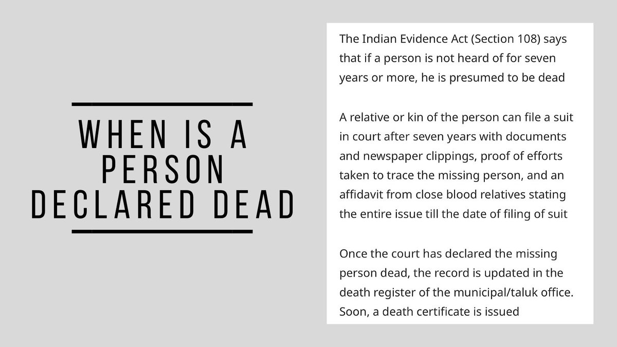 Clerical frauds fuelled by greedy families and the loop-like structure of the bureaucracy, in which if one gets tied up, then they have to spend their entire life untangling themselves.  But declaring someone legally dead is not so easy, let's see.  #Kaagaz #CommonMan