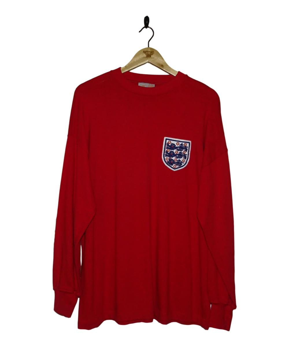 Checkout this 1966 England Away Shirt (XL)!  Buy Now at    Free UK P&P!   #!966 #England #ThreeLions #Toffs #TheKitman