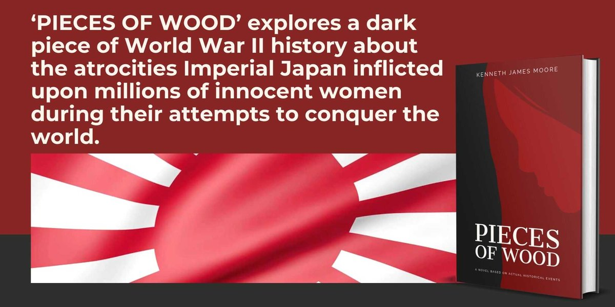 > In his debut novel, Pieces of Wood, Kenneth James Moore explores a dark piece of World War II history not talked about in the West.  @history #ThisDayInHistory #HistorysGreatestMysteries #iartg #WW2 @FOXNews