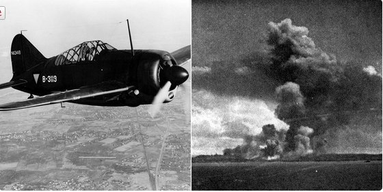Battle #Japanese Zeros above burning refinery at Tarakan! Read HOLD BACK THE SUN:   #WW2 #ASMSG  #IARTG  (0.96)