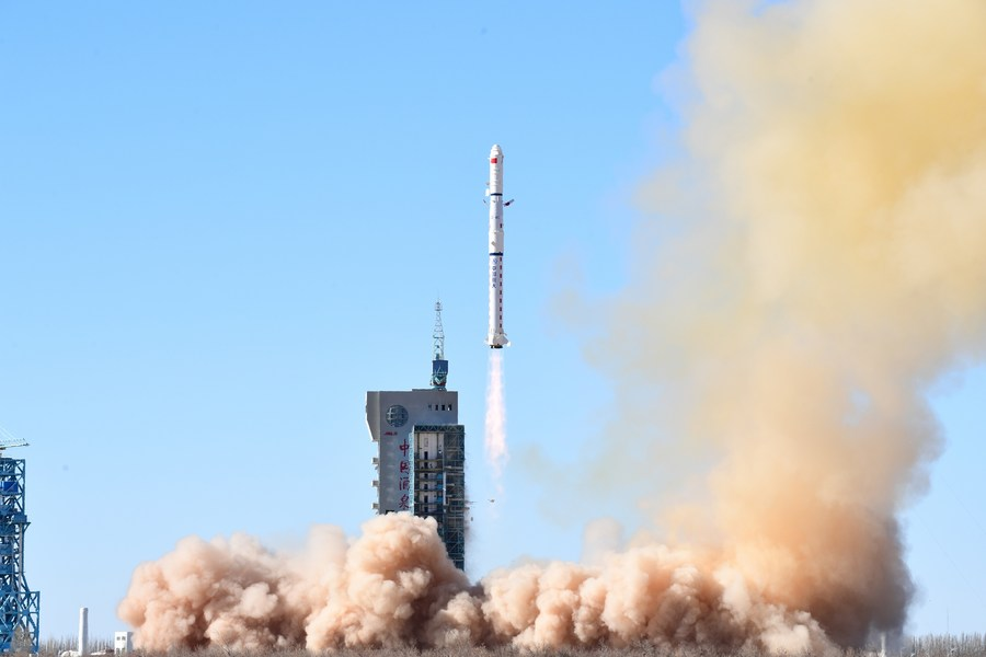 China's satellite application system has made great progress in 2020, with more than 300 satellites in orbit for various applications: report