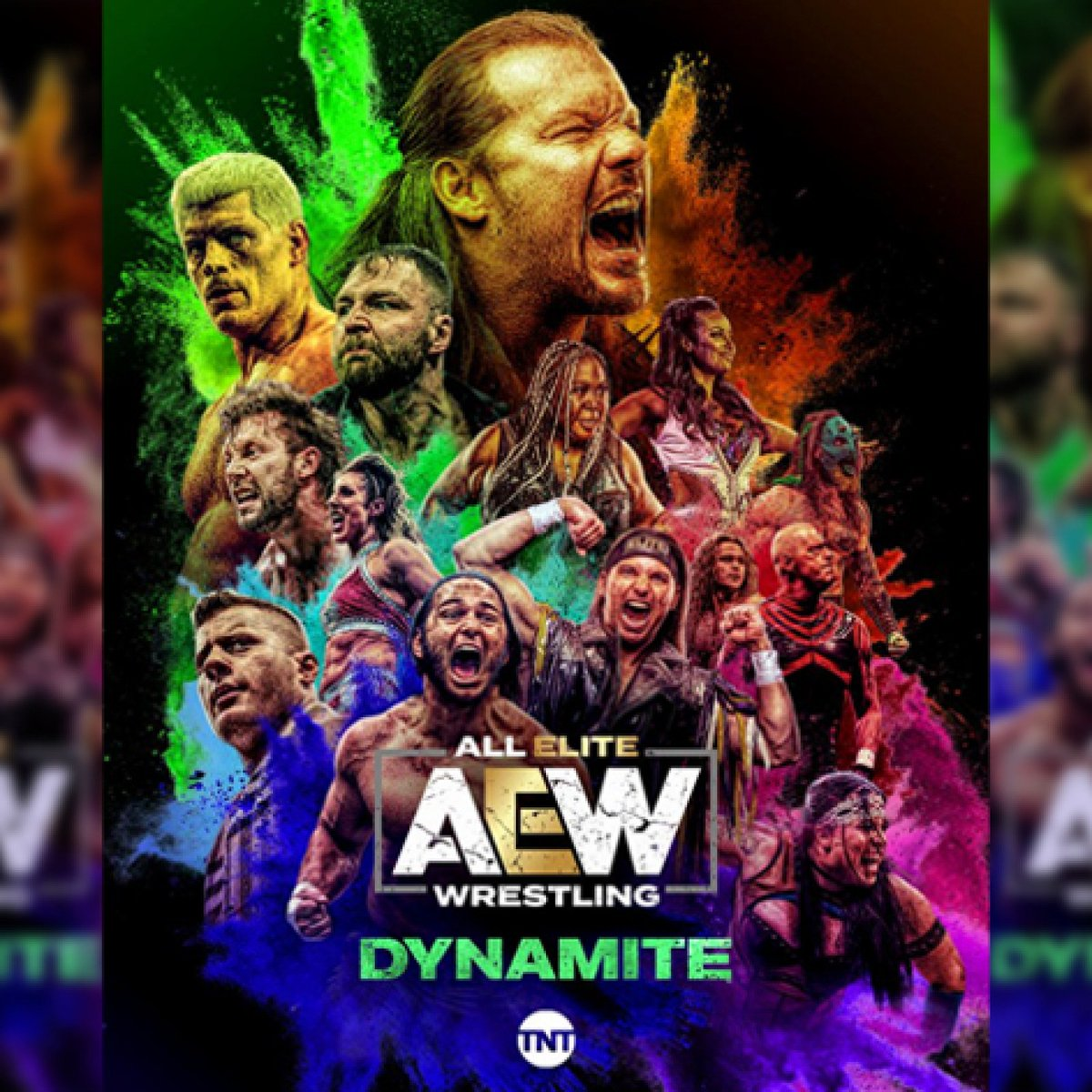 . The Dark Match: Somebody's Listening - @DonDelarente and @DancingElf88 share their commentary with color on AEW Dynamite which featured Lance Archer vs Rey Fenix in the main event