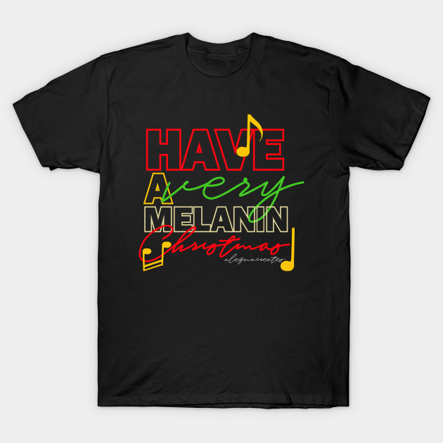 Have a Very Melanin #Christmas  #holiday