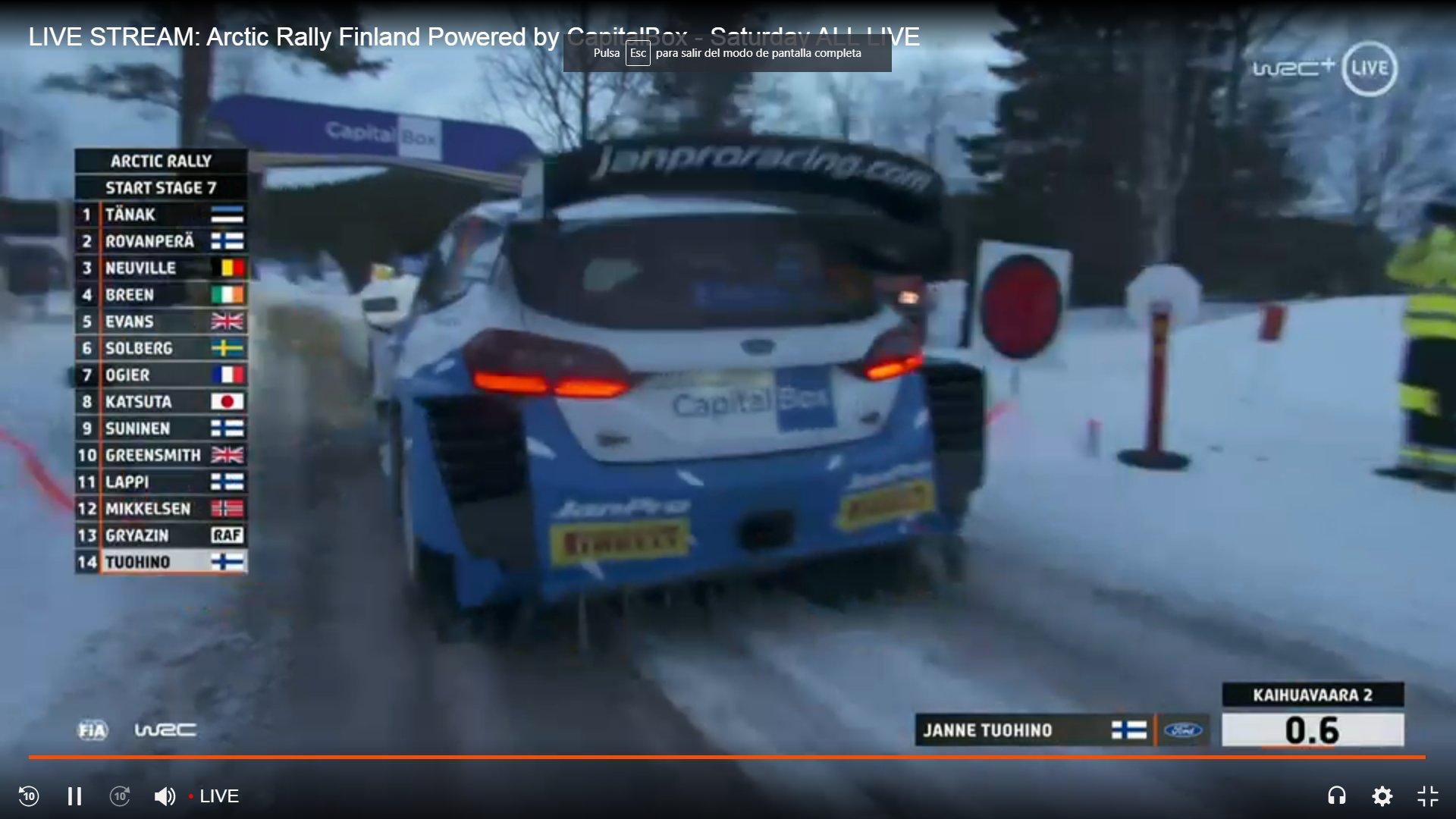 WRC: Arctic Rally Finland - Powered by CapitalBox [26-28 Febrero] - Página 5 EvPfDEfXcAYPMUj?format=jpg&name=large