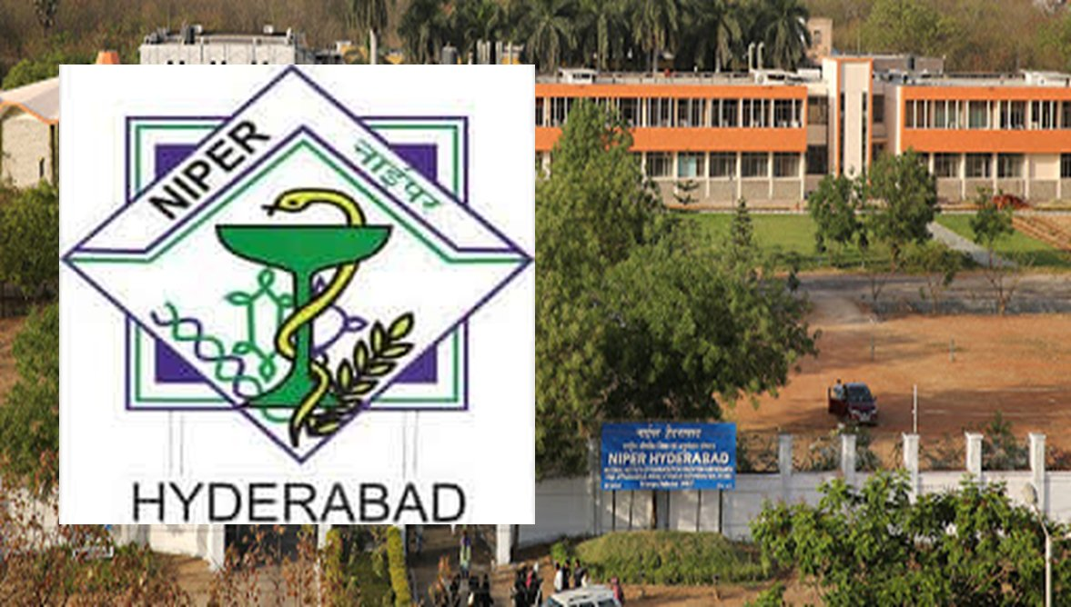 Asstt. Professors/Research Scientist Positions (Contractual) at NIPER Hyderabad, India