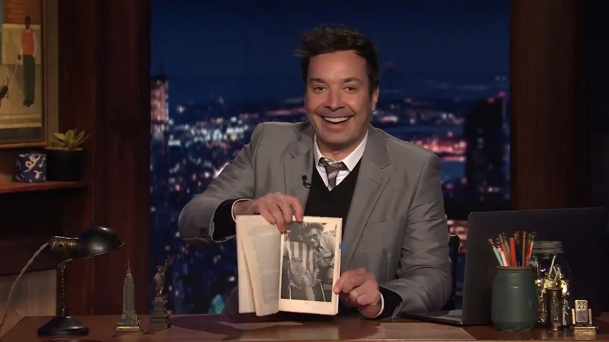 Looking for a new book? Do Not Read these! #FallonTonight