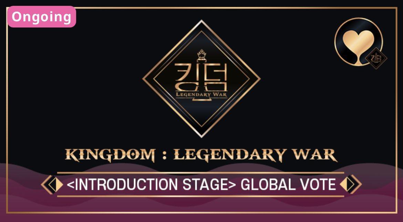 [🤴🏻] สิ้นสุดการโหวต KINGDOM [Introduction Stage] แล้วนะคะ ขอบคุณเดอะบีที่พยายามอย่างหนัก และขอบคุณทุกคะแนนที่โหวตให้ THE BOYZ ด้วยค่ะ 🤍  ฝากติดตามลุ้นผลคะแนน และให้กำลังใจ THE BOYZ ในรายการ KINGDOM: Legendary War ตั้งแต่วันที่ 1 เม.ย. ทางช่อง Mnet นะคะ 🥰  #THEBOYZ #더보이즈