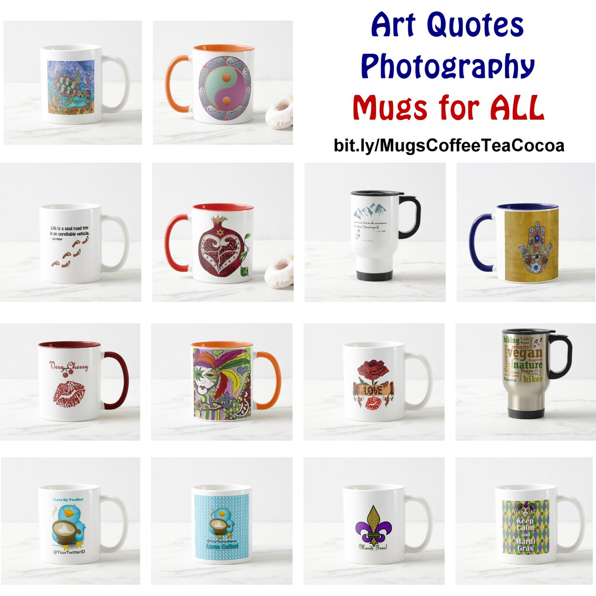 🚀🌸✌️☮🐦❤️✡⚜👑🃏☠️🍒 #art #photography & design #mug for all occasions 40%OFF #mugs  #Sale w/ #Code HELLOSAVINGZ  ends 03/01/2021 #gifts #shoppingonline  #Holidays #Birthday  #Anniversary #Quarantine #giftideas #onlineshopping
