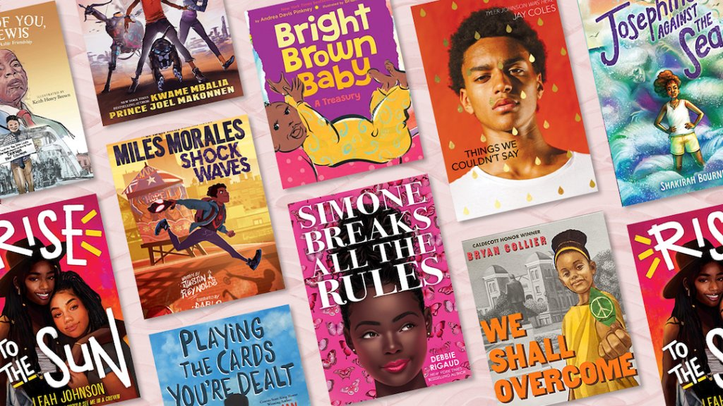 #BlackHistoryMonth is coming to an end, but we'll be sharing Black stories all year long! Check out some incredible books from Black creators coming out later this year AND enter for a chance to win ARCs by some of these authors here:  #ShareBlackStories