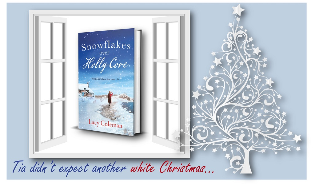 Take a trip to the beach this Christmas with #SnowflakesOverHollyCove! Is that a little #Christmas magic in the air as the snowflakes fall? Tia discovers that love is, actually, all around!  📗 Buy:  Read Chapt. 1: