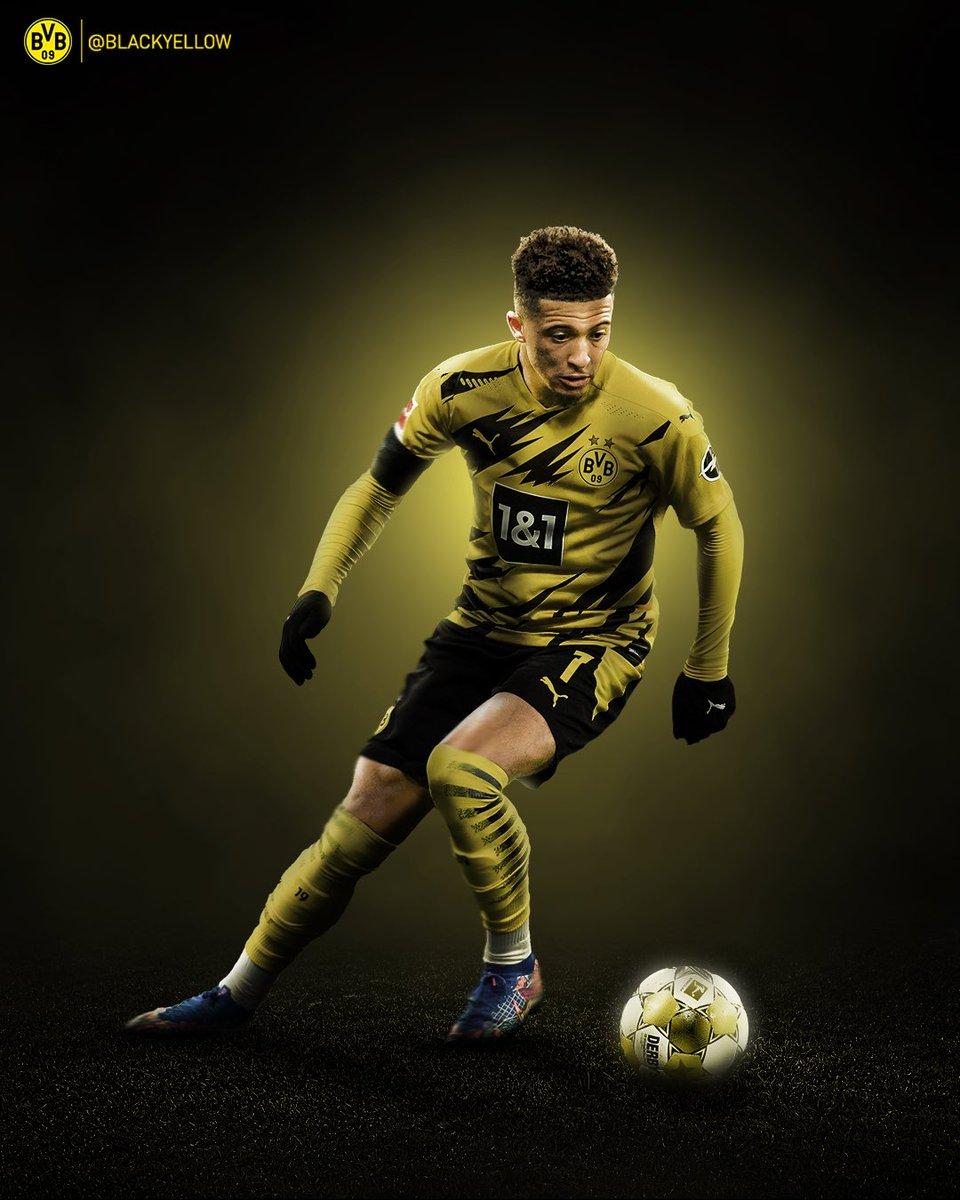 RT @BlackYellow: 50 Bundesliga assists 20 years old 1 Jadon Sancho https://t.co/tFRJzVeydX
