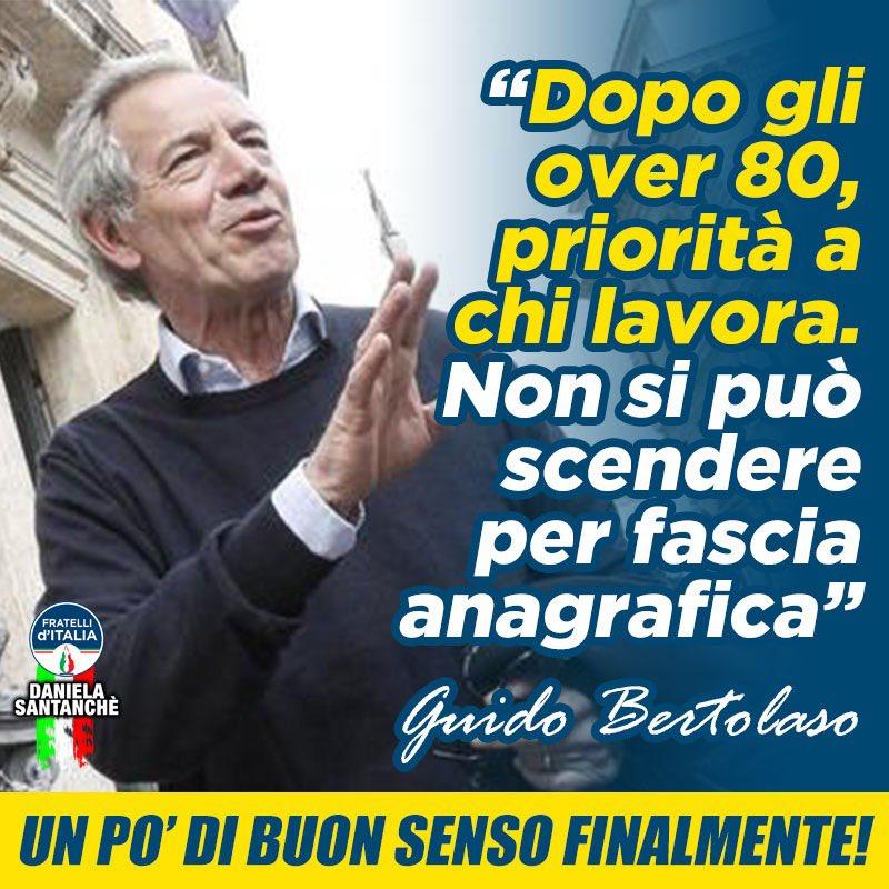 #Bertolaso