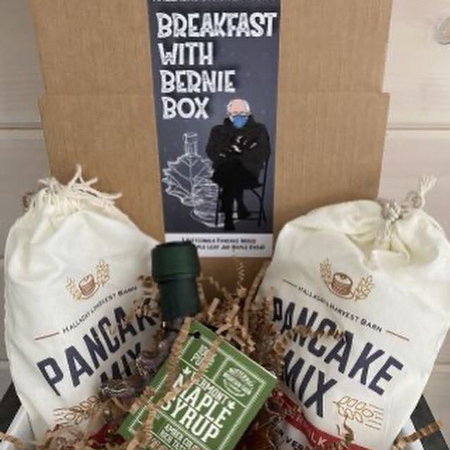 🤩Sneak Peek Saturday🤩 Many thanks to  for donating this Breakfast with #Bernie Box to PWW H2O =Health, Hope, and Opportunity #WorldWaterDay virtual auction!  Bidding starts March 18th🗓