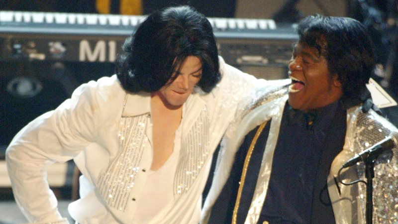 🙏🏾👑 👑 #SaturdayThoughts #SaturdayMorning #MichaelJackson #JamesBrown