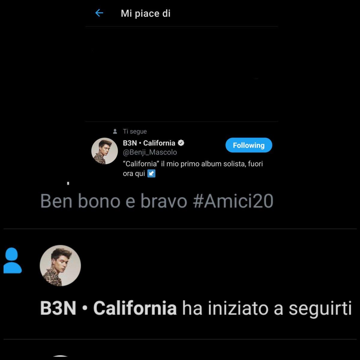 #BenAdAmici