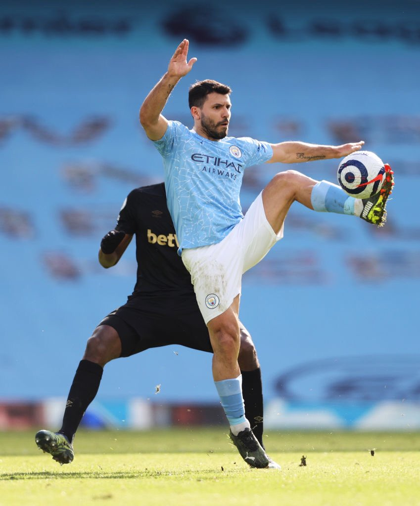 AGUERO WANTED BY FOUR CLUBS