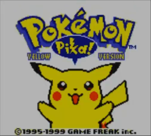The year is 1999.   You walk into the cafeteria, pull out your Game Boy and begin playing Pokémon Yellow: Special Pikachu Edition.   Across the table, your friends are trading Pokémon cards. You're going to see Pokémon: The First Movie on Saturday.  Life is good.  #PokemonDay